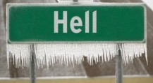 hell-froze-over-funnysigns.net